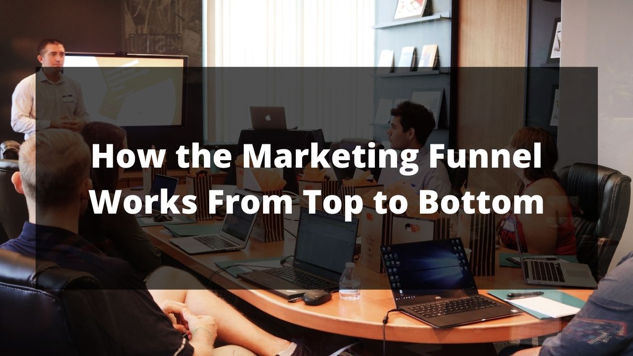 How the marketing funnel works
